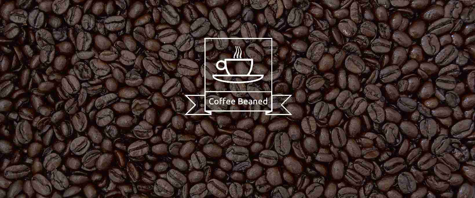 CoffeeBeaned.com logo image