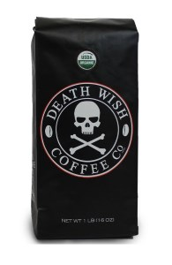 Death Wish CoffeeThe World's Strongest Coffee