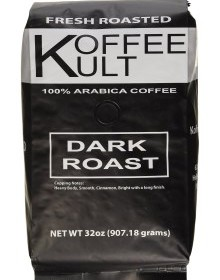 Koffee Kult Dark Roasted Coffee