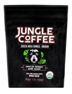 Jungle Coffee – Howler Monkey Dark Roast