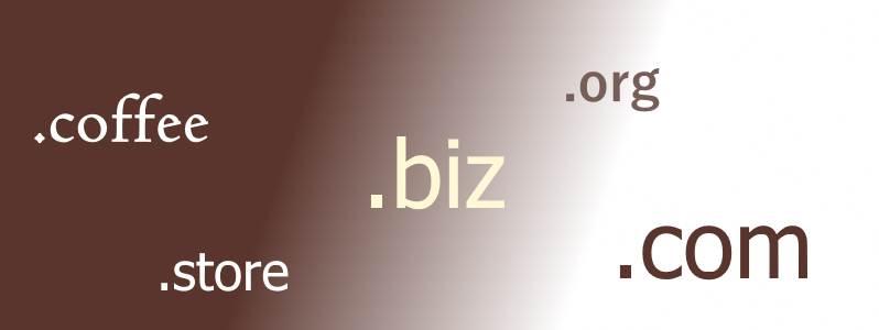 domain suffixes