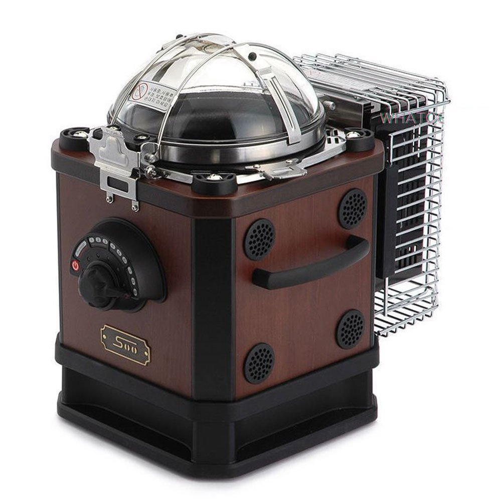 Coffee Bean Roasters - CoffeeBeaned com